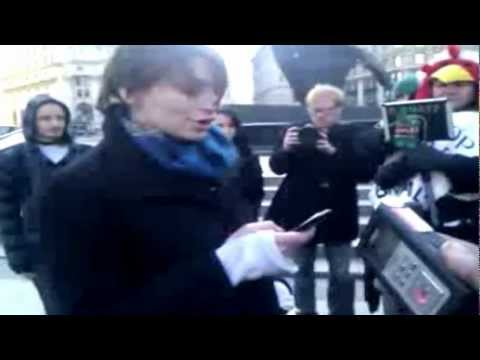 Press Conference for Jeremy Hammond | Foley Square NYC