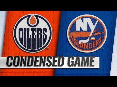 02/16/19 Condensed Game: Oilers @ Islanders
