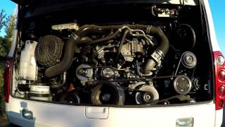 日野セレガ【型式QRG-RU1ASCA】【原動機A09C】 エンジンルーム