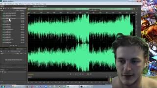 Adobe Audition пакетная обработка громкости ▣ Компьютерщик