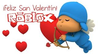 San Valentín en Roblox: Creamos nuestro propio San Valentin