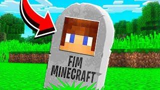 O FIM DO MINECRAFT ?! - Jogando a ultima versão do Minecraft