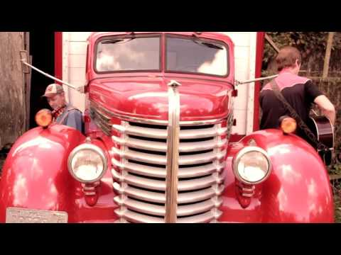 Official Bluegrass Music Video    Never Give The Devil A Ride    Brad Davis