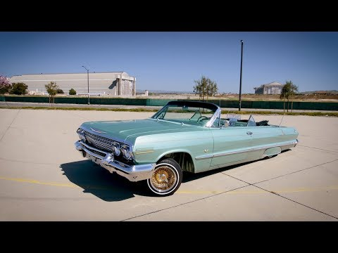 1963 Chevrolet Impala by Johnny Gonzales - LOWRIDER Roll Models 37
