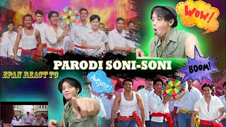 Cover images PARODI INDIA - SONI SONI - Versi Indonesia - REACTION