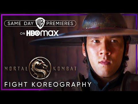 Mortal Kombat | Creating the Fight Scenes | HBO Max