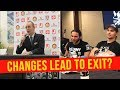 Could Major Internal New Japan Changes Lead To The Bullet Club's Exit?