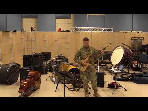 Army Musician Proficiency Assessment (Bass & Upright)