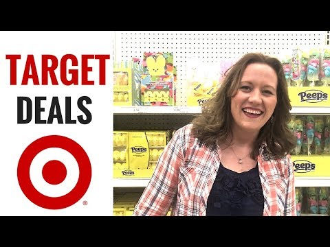 BEST COUPONING DEALS at TARGET (3/04-3/10) Cheap Shampoo, Grocery Deals, Diapers, Household & More!