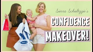 Dressing a Post-Baby Mom Body! || Confidence Makeover Episode 2!