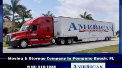 Pompano Beach FL Moving Company - American Van Lines