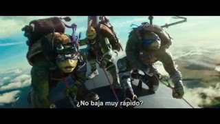 TORTUGAS NINJA 2: FUERA DE LAS SOMBRAS  | Segundo trailer subtitulado HD