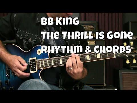 Playlist of The Thrill Is Gone (Chords & Rhythm) - Melodlist ...