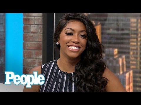 RHOA: Porsha Williams Opens Up About Her Side Of The Kandi vs. Phaedra Feud! | People NOW | People