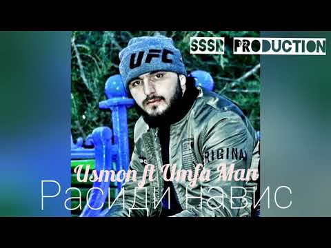 Usmon ft Umfa Man - Расиди навис ( tojikonshow).