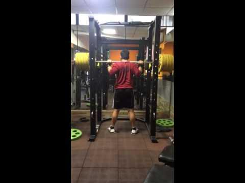 Back Squats 120kg_Abhinav Malhotra_Ballistic