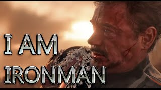 I AM IRONMAN | 그를 기억하며..