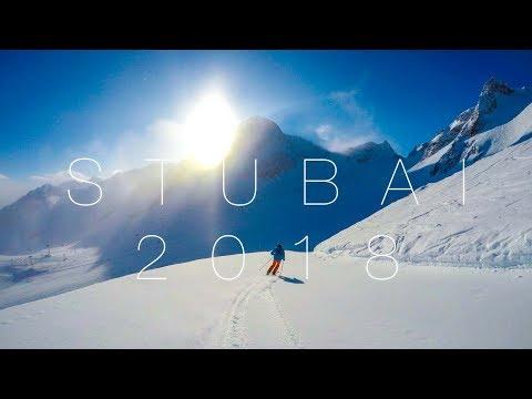 Stubai, Austria 2018 | GoPro Hero 5 + Karma Grip | Skiing | 4K HD