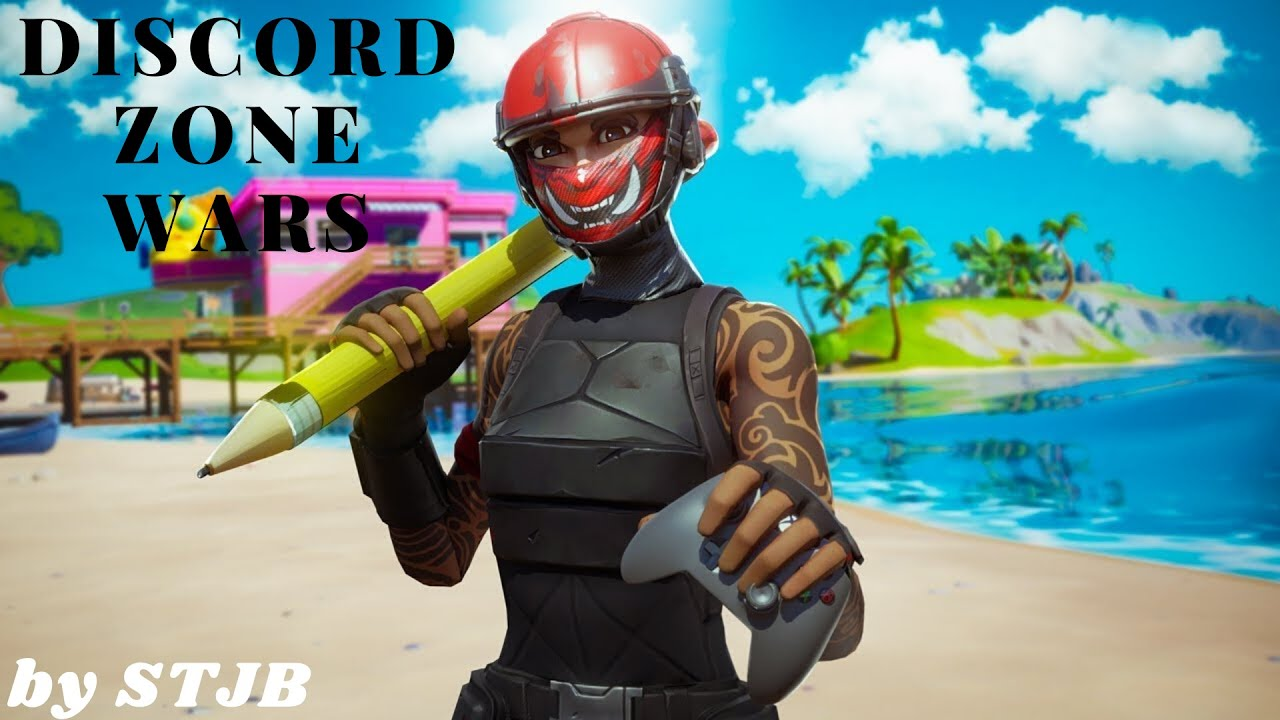Discord Zone Wars (kind of a fortnite montage)