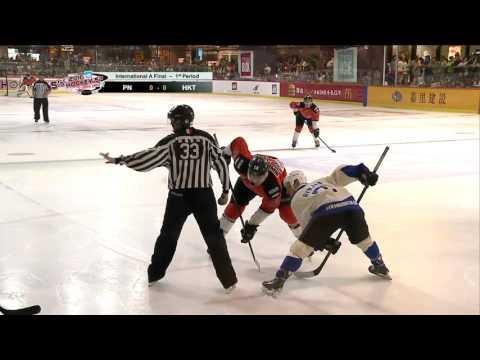 2016 Mega Ice 五人冰球賽 Hockey 5's International A Final (7 May)