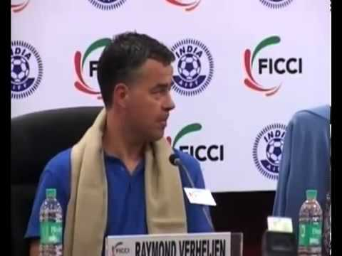 WFA - India need to improve in tactical and technical areas: Raymond Verheijen