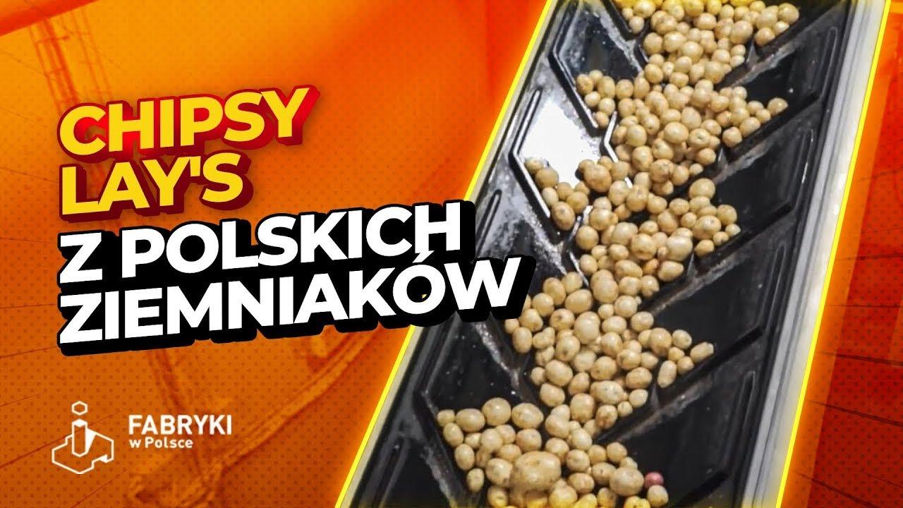 Download Jak powstają chipsy Lay's? - Fabryki w Polsce