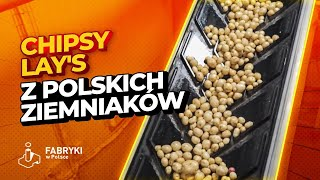 How Lay's chips are made? - Factories in Poland