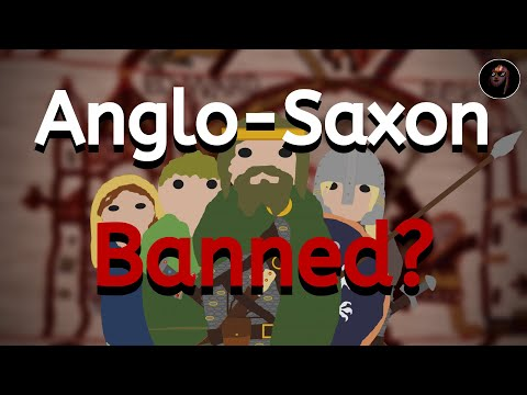 """Is """"Anglo-Saxon"""" A Racist Term And Should My Degree Be Banned? (ASNC)"""