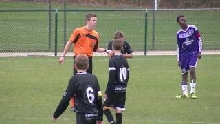 Nat.Elite U13 Sporting Lokeren  -  R.SC. Anderlecht - 26 november 2016