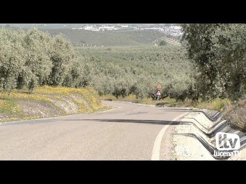 VÍDEO: La Diputación Provincial invierte 310.000 en la mejora de las carretera de Las Erillas a Cabra