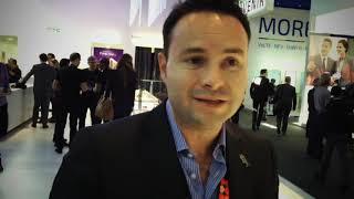 Demo del HTC one M9 en el Mobile World Congress 2015