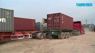 Bí ẩn chết người trong bãi xe container Hoàng Gia
