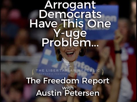 Arrogant Democrats Have This One Y-uge Problem…