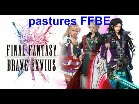 FFBE: Official Update Video #7 with Summary! Exclusive interview maybe?
