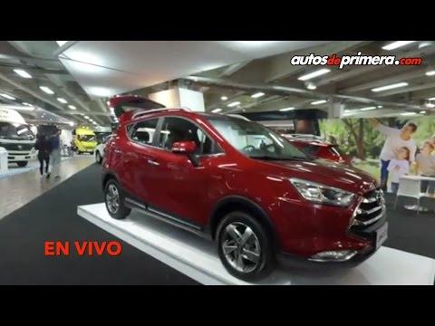 ((EN VIVO)) Presentación Nueva JAC S3 En Colombia