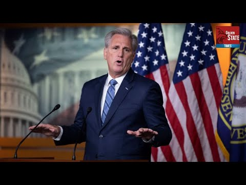 GOP Leader McCarthy FIERY Speech on Joe Biden and Immigration | House EXPLOSIVE press conference