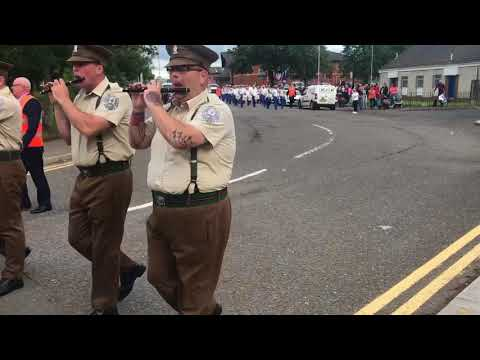 Billy Steele Memorial Parade 4/8/18