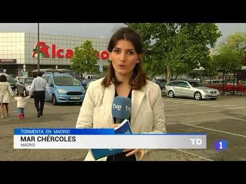 Una periodista huyó de un móvil en vivo tras equivocarse