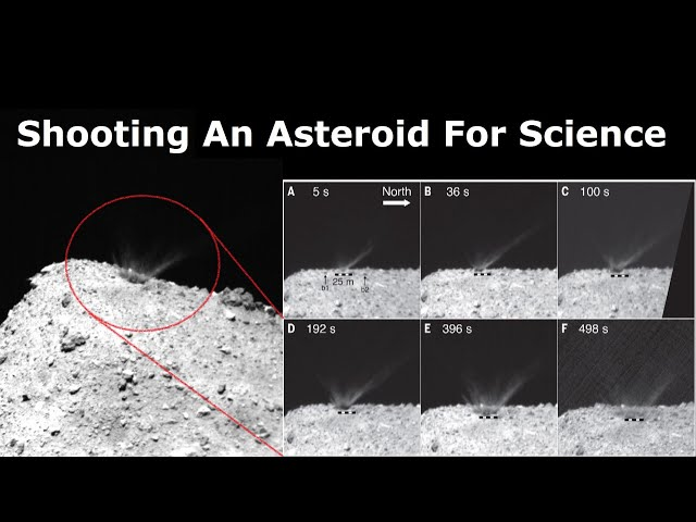 What Happens When You Shoot An Asteroid With An 'Anti-Tank Weapon'
