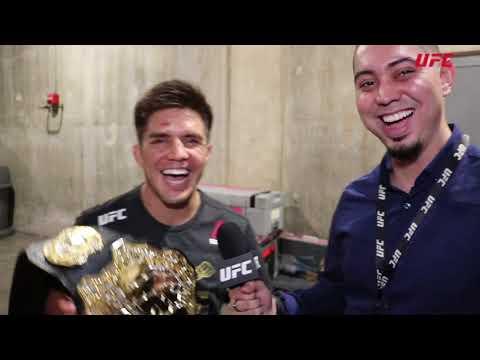 UFC 227: Nuevo campeón Henry Cejudo habla de vencer a Demetrious Johnson