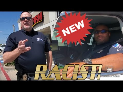 RACIST COP OBLIVIOUS TO CONSTITUTION! 1ST AMENDMENT AUDIT FAIL!
