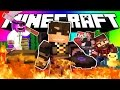 FINISH THE GAME BEFORE WE CRASH GOGOGO! (Minecraft Do Not Laugh)
