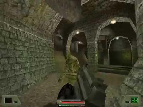Soldier of fortune speedrun test - Level 4