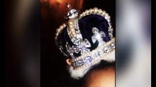Beyoncé regala a su hija una corona de diamantes