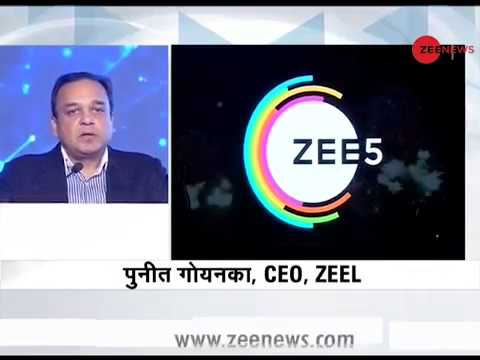 Video on demand platform ZEE5 launched, watch it in 12 languages