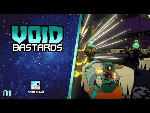 Bioshock meets Telltale Games - Void Bastards EP01 |