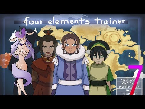 Four Elements Trainer Water Book Part 7