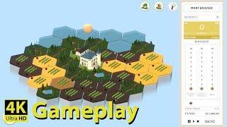 Terroir - 4K GAMEPLAY [A Wine Making Tycoon Game]