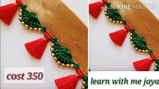 Baixar ಸೀರೆ ಕುಚ್ಚು#76.saree kuchu tutorial with English subtitle .learn with me jaya