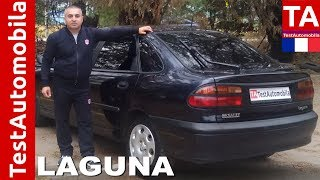 Renault Laguna I 1.9 dti facelift TEST